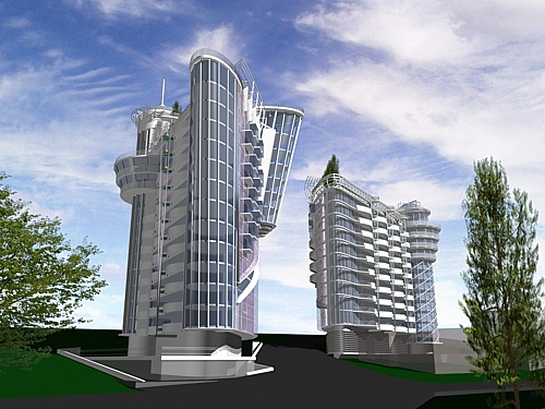 Предпроектное предложение комплекса